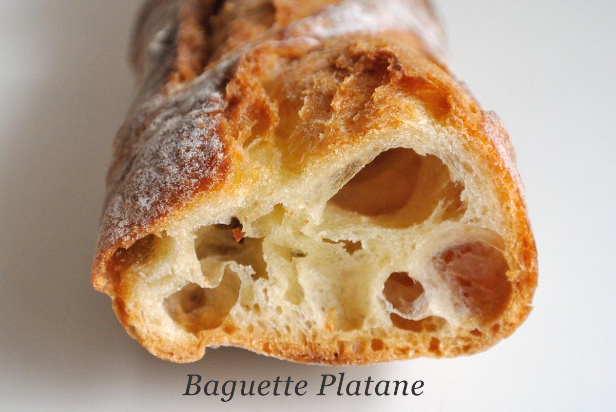 シニフィアン・シニフィエのバゲット・プラタヌ(Baguette Platane)