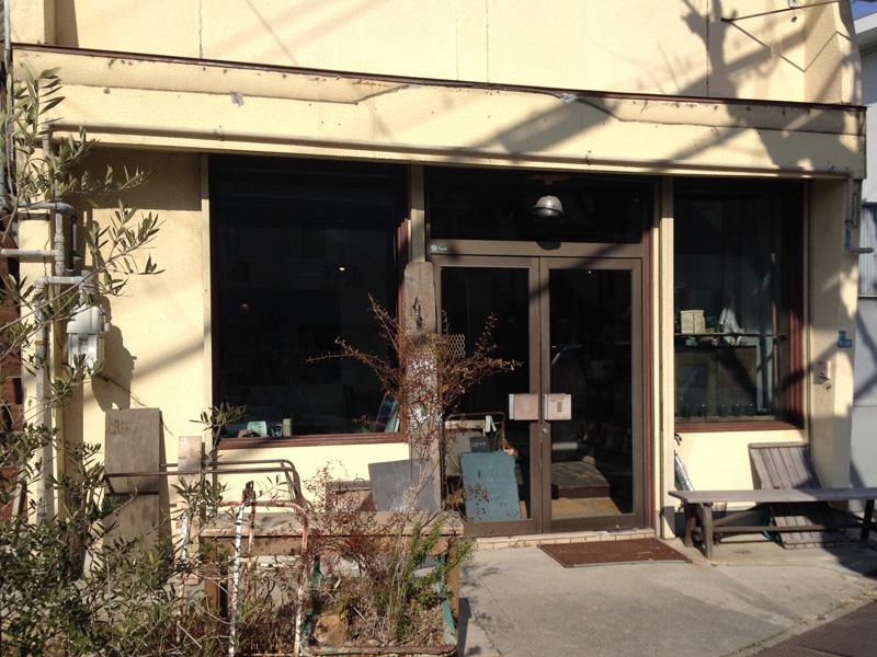 苦楽園口のカフェ「bin ジャムと珈琲、あるいはその他。」が閉店