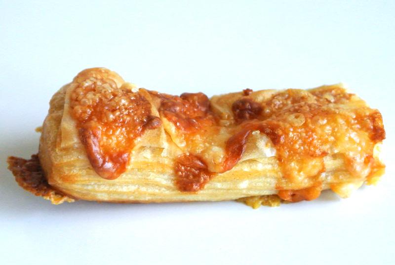 パリゴ安倍竜三シェフのチーズスティック「バトンフロマージュ」