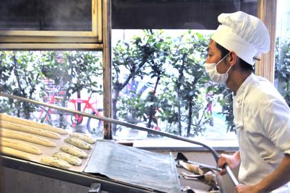 江別製粉の新麦を語ろう at カタネベーカリー