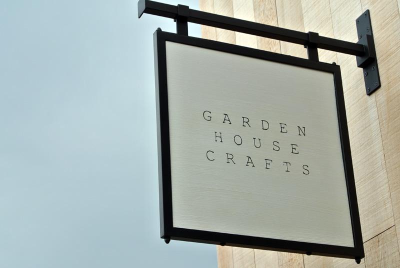 GARDEN HOUSE CRAFTS