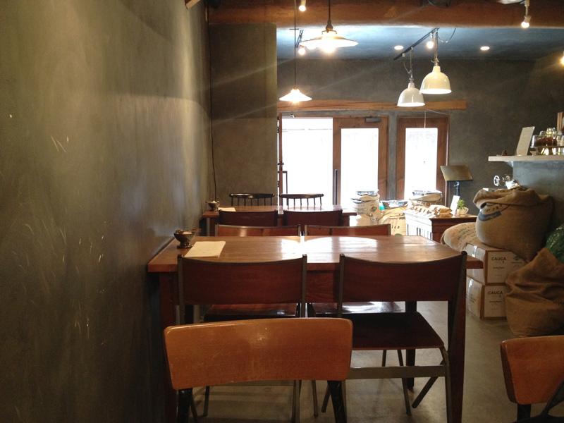 広島宮島の自家焙煎カフェ「サラスバティ」