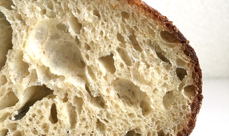 パン酵房fu-sora「ジャガイモのパン1000g ハーフサイズ」