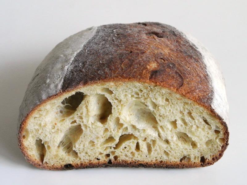 パン酵房 fu-sora(北海道紋別郡遠軽町)「ジャガイモのパン」