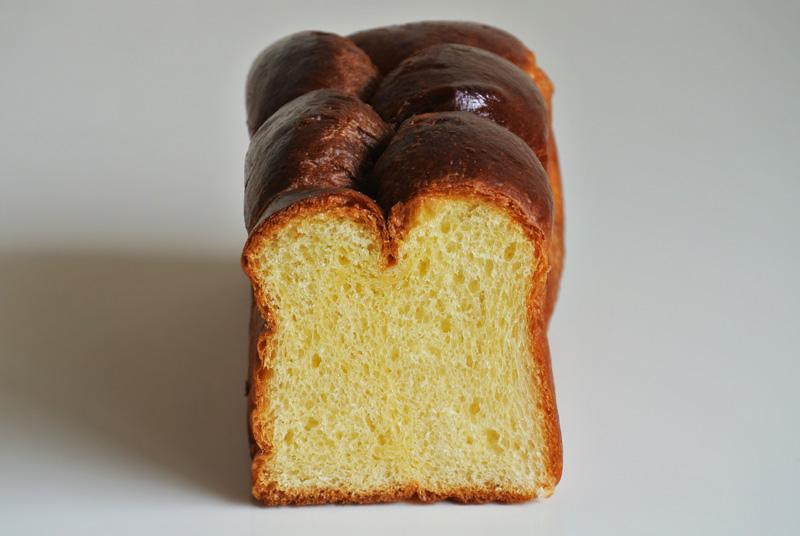 ベーカリー・ドライ・リバーのブリオッシュ食パン
