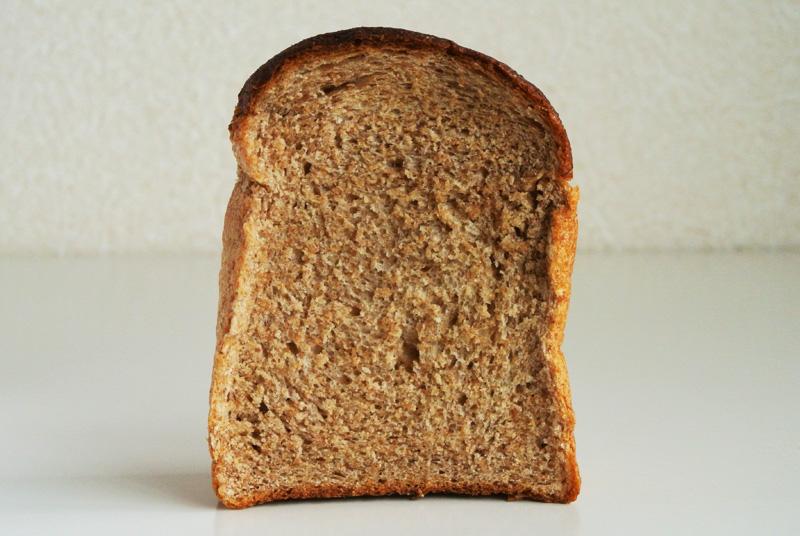 パンスケープ二条駅前店「全粒粉の食パン」