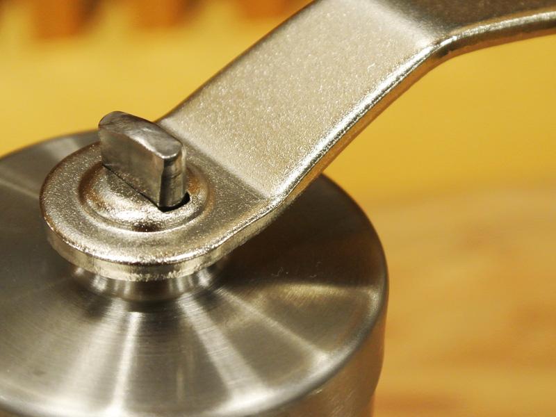 ポーレックス(PORLEX)「セラミックコーヒーミル 48×187mm」