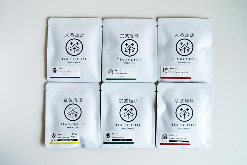 京茶珈琲のドリップバッグコーヒー