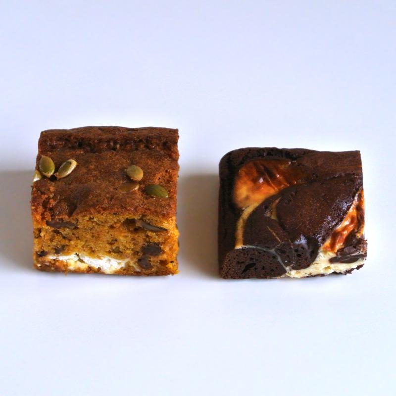 小麦小店の焼き菓子